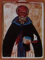 St. Brendan Icon