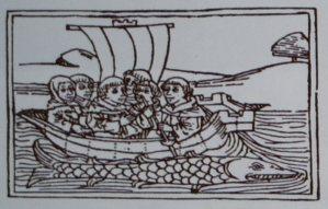 St Brendans Boat