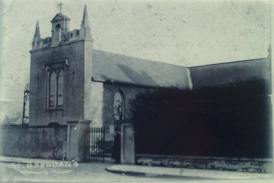 Old Church 1936